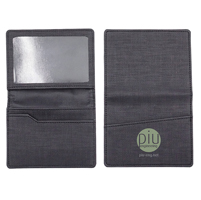Newnham RFID PU Travel/Credit Card Holder