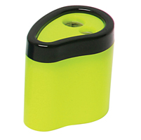 Fluorescent 2 Hole Sharpener