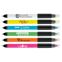Senator Duo multifunction Ballpen and Highlighter