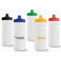 Green & Good Recycled sports bottle 500ml