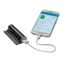 Malvar Mobile Phone Holder with Power Bank