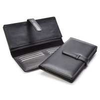 Sandringham Nappa Leather Deluxe Travel Wallet