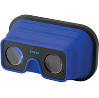 Foldable Silicone Virtual Reality Glasses