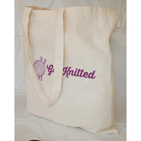 Natural 6oz Cotton Shopper